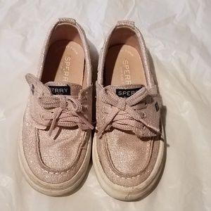 Sperry Crest Jr girls shoes